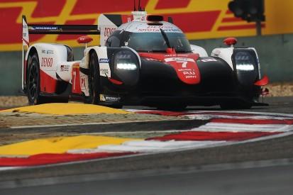 WEC Shanghai: Toyota beats Porsche to season's penultimate pole