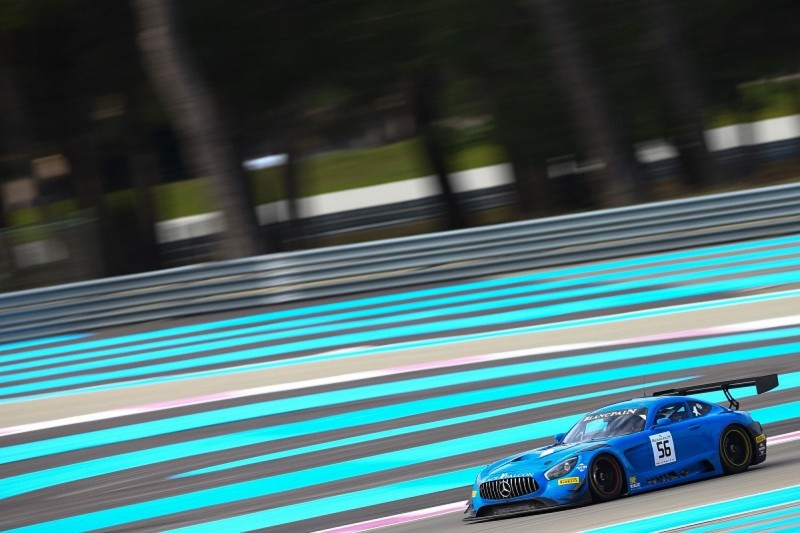 Adam Christodoulou lands factory AMG Mercedes GT contract