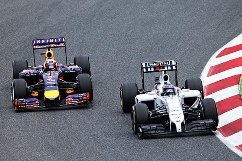 Valtteri Bottas thinks Williams F1 team can still fight Red Bull