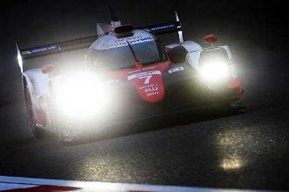 WEC Shanghai: Conway heads Toyota 1-2 over Porsche in practice