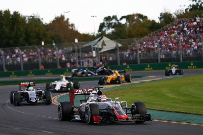Haas F1 team surpasses hopes with points on debut in Australian GP