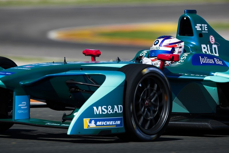 BMW driver Tom Blomqvist gets Andretti Formula E seat for 2017-18