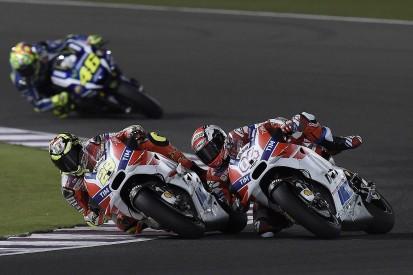 Iannone puzzled by crash that cost Ducati Qatar MotoGP victory bid