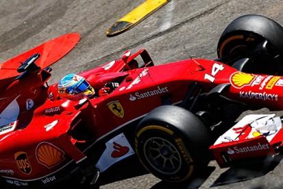 Fernando Alonso believes Ferrari F1 developments are inconsistent