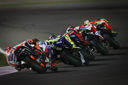 Valentino Rossi surprised by Qatar race pace under new MotoGP rules