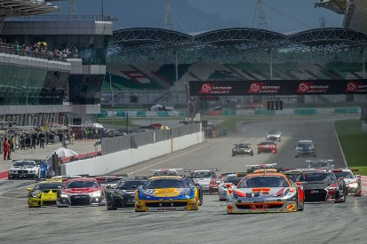 Sepang 12 Hours round of Intercontinental GT Challenge cancelled