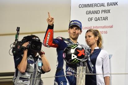 Michelin soft-tyre gamble key to Jorge Lorenzo's Qatar MotoGP win