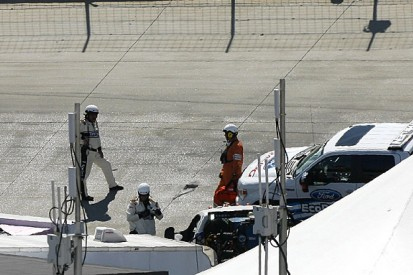 NASCAR backing Dover track after Cup race is red flagged