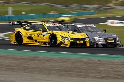 Timo Glock slams Audi DTM drivers for aggressive driving