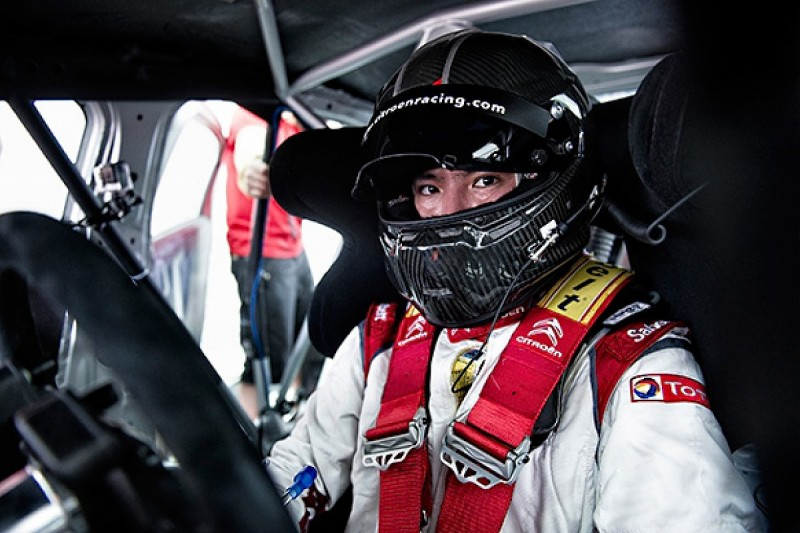 Ma Qing Hua feels ready for maiden WTCC race in Russia