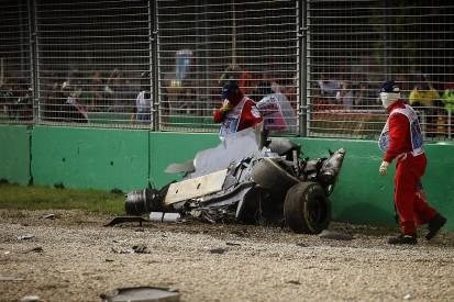 Alonso's Australian GP crash no case against F1 halo - Button