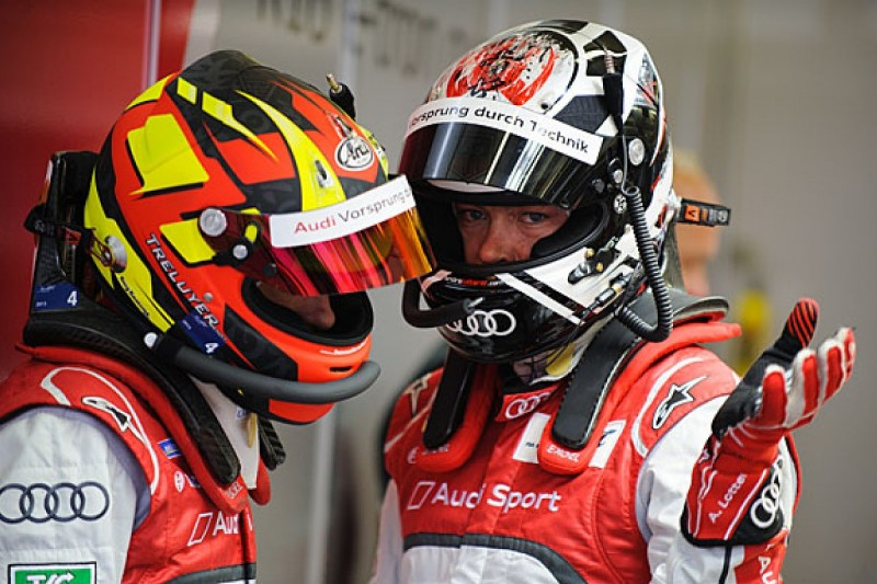Extra Spa races for Audi's Lotterer and Treluyer ahead of 24 Hours