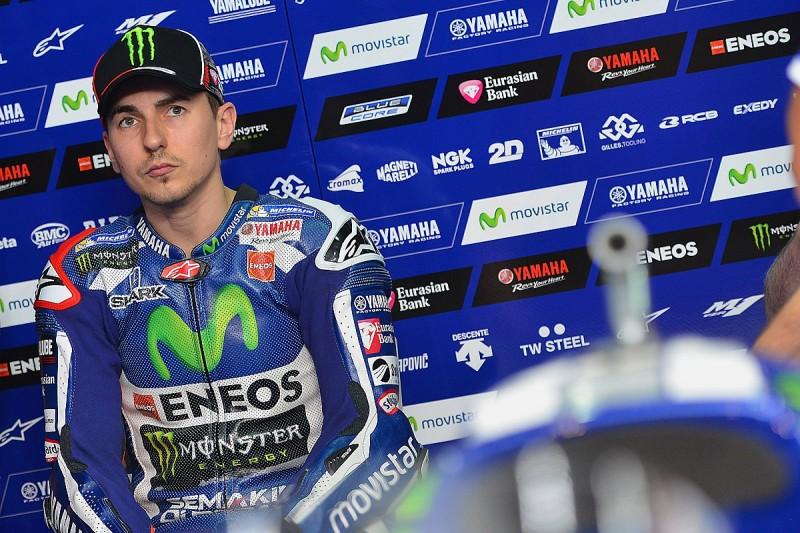 Yamaha thinks Jorge Lorenzo could be waiting on Ducati MotoGP offer