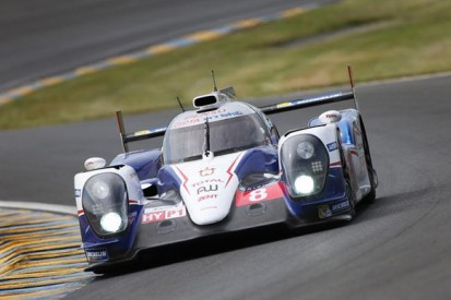 Sebastien Buemi puts Toyota on top on Le Mans 24 Hours test day