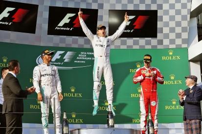 Australian Grand Prix FIA press conference transcript - Sunday