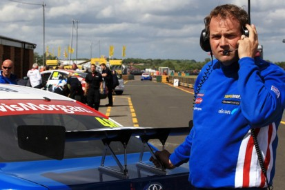 Speedworks BTCC team boss Christian Dick hurt in Zandvoort crash