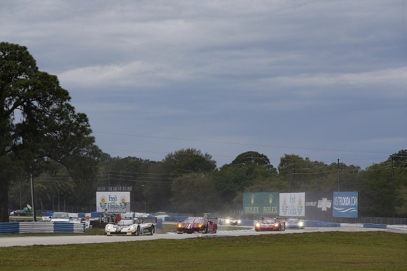 Albuquerque leads restarted Sebring 12 Hours for Action Express