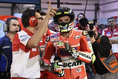 Andrea Iannone feels Scott Redding cost him Qatar MotoGP pole shot