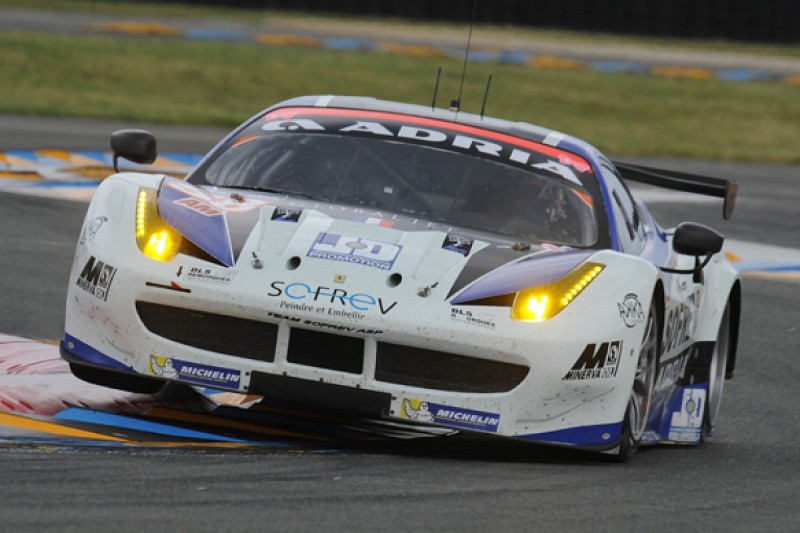 Drivers welcome safety changes to Le Mans track