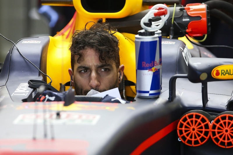 Red Bull F1 team willing to wait for Daniel Ricciardo decision