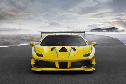 First Ferrari revealed for 2018 Autosport International