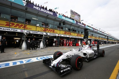 Bottas gets gearbox penalty, Williams reprimanded over set-up info