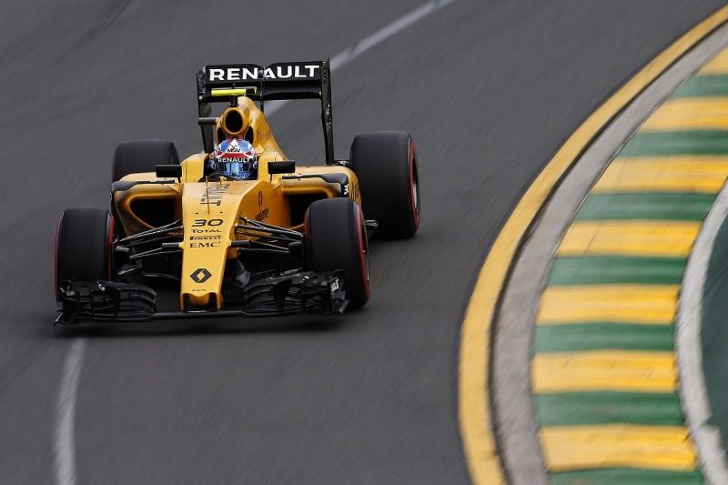 Jolyon Palmer 'enjoyed' new format in Melbourne F1 qualifying