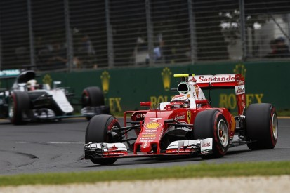 Ferrari closer to Mercedes than it looks, say Raikkonen and Vettel