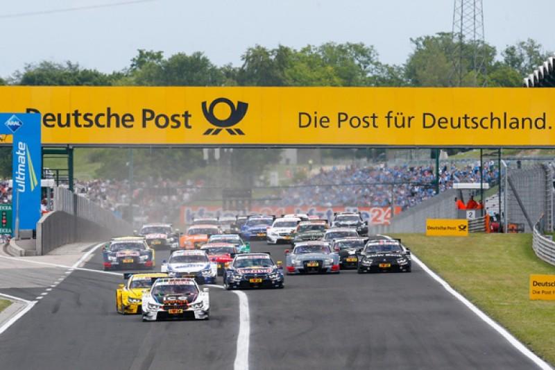 Hungaroring DTM: Marco Wittmann takes commanding win for BMW