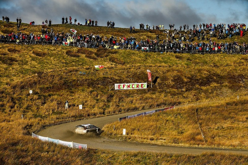 How Rally GB turned itself around from its WRC nadir
