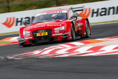 Hungaroring DTM: Miguel Molina sets the pace in practice for Audi