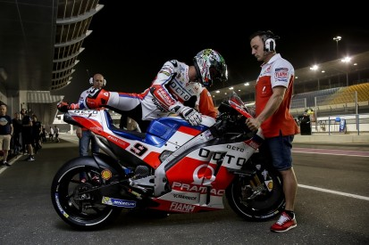Danilo Petrucci expects to miss three MotoGP races with hand injury