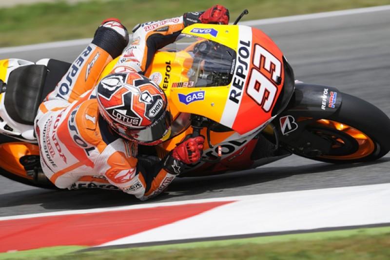 Mugello MotoGP: Marc Marquez claims sixth straight pole of 2014