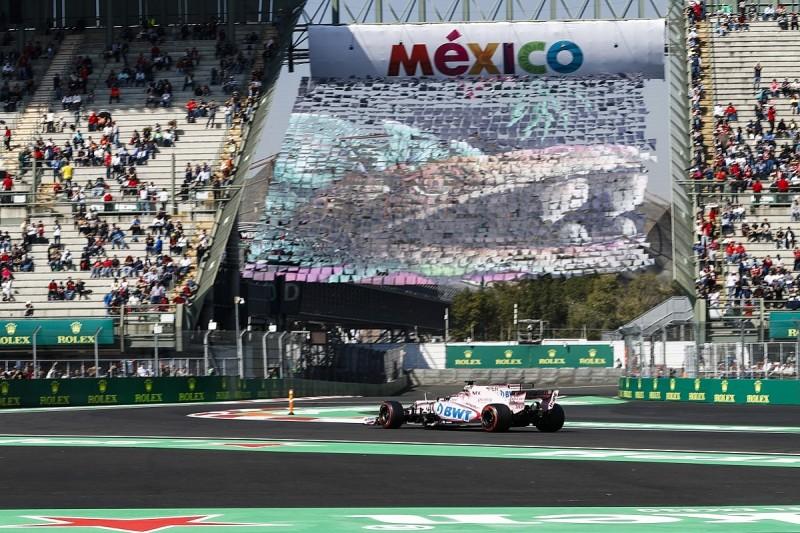 Mexican Grand Prix rejects Austin's Formula 1 date change push
