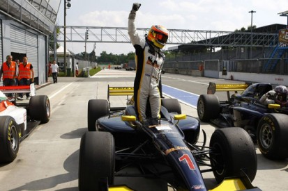 Monza Auto GP: Markus Pommer takes comfortable race one win