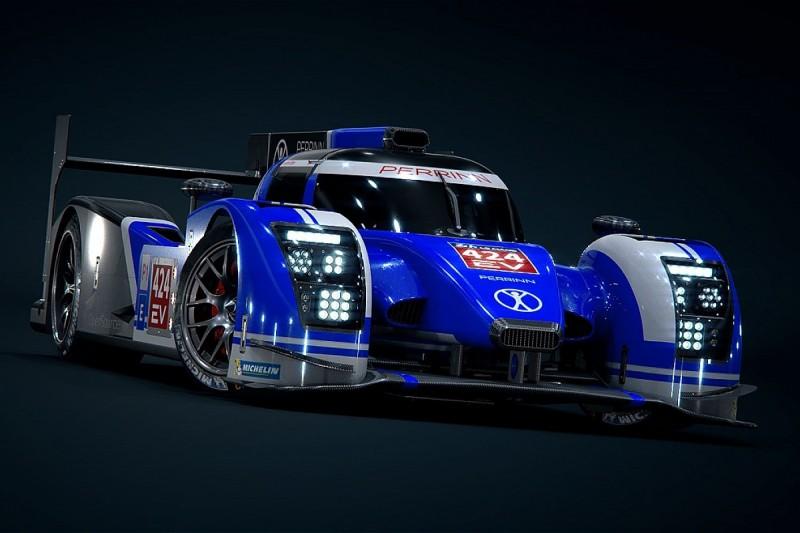 Perrinn drops 2018 LMP1 plan for electric car with Le Mans aim
