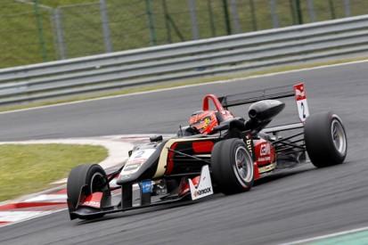 Hungary European F3: Lotus F1 protege Esteban Ocon sweeps poles