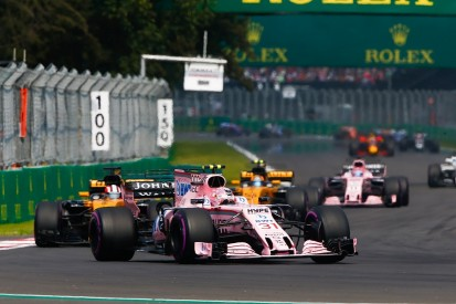 Force India F1 team sure VSC cost it Mexican Grand Prix podium