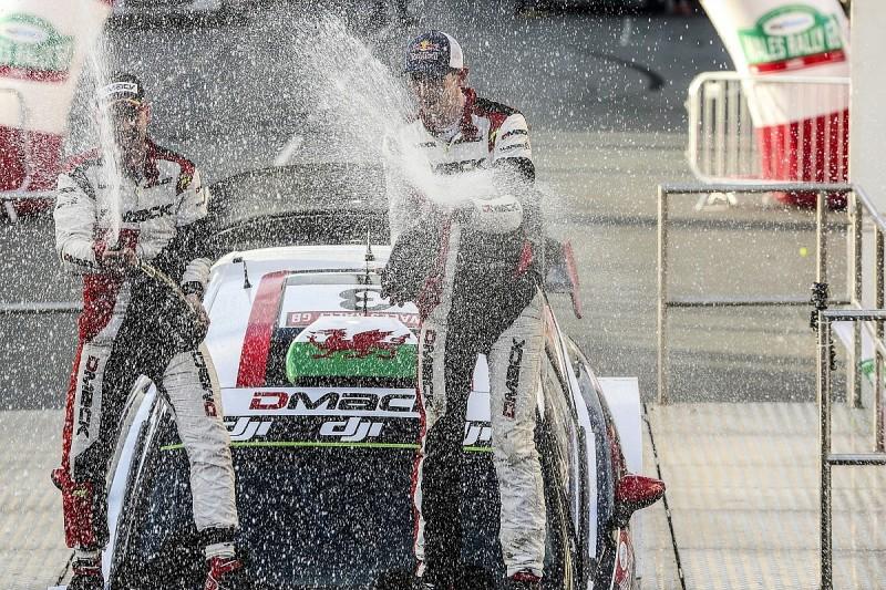 Rally GB winner Elfyn Evans set for 2018 M-Sport WRC team promotion