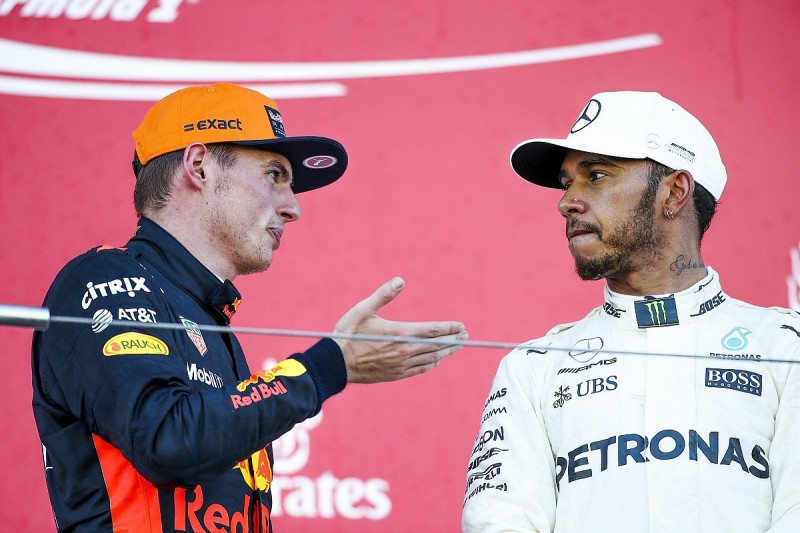 Lewis Hamilton: I need to raise my game for Max Verstappen