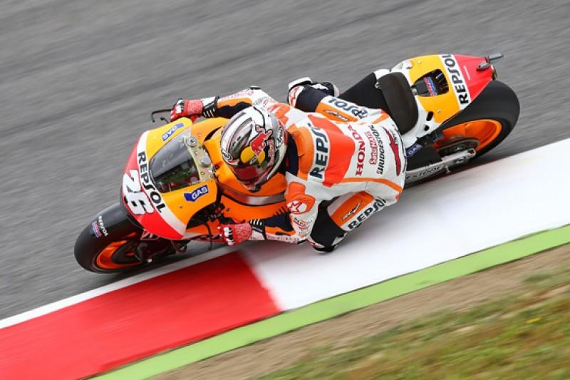 Mugello MotoGP: Dani Pedrosa beats Marc Marquez in third practice