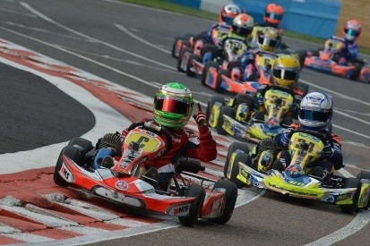 Promoted: The karting star taking on Ginetta Junior