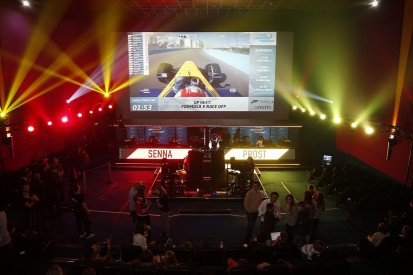 Live gaming championship for fans to accompany Formula E races