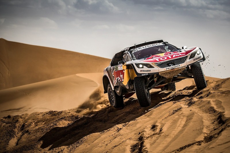 Peugeot Dakar programme to stop after 2018 rally