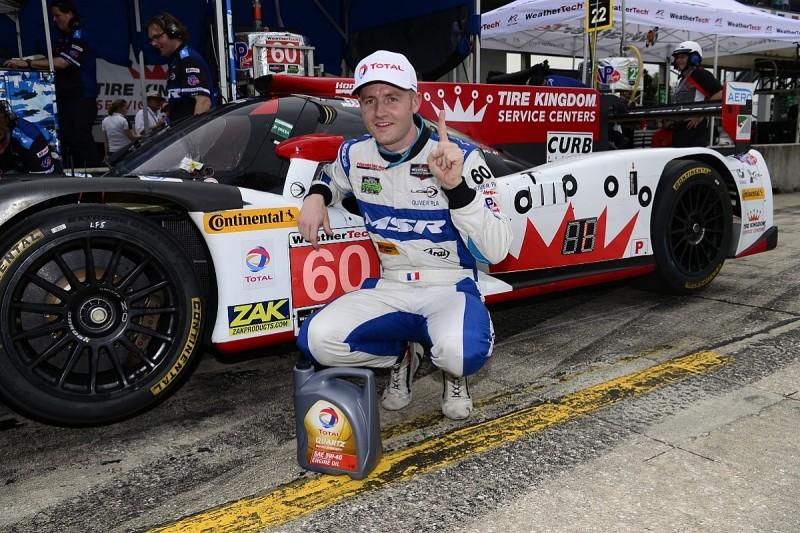 MSR's Olivier Pla on pole in all-Ligier Sebring 12 Hours front row