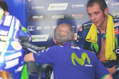 Valentino Rossi: Broken leg didn't cause 2017 MotoGP title defeat