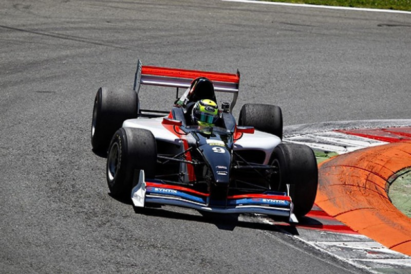 Monza Auto GP: Tamas Pal Kiss quickest in free practice