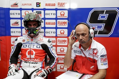 Danilo Petrucci ruled out of MotoGP opener by hand injury issues