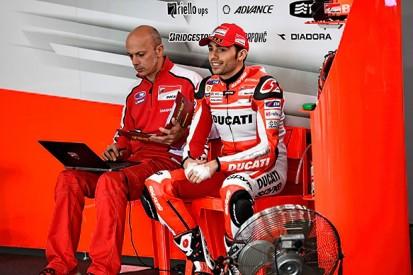 Mugello MotoGP: rain disrupts second free practice