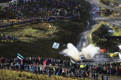 Rally GB plans ticketing changes after 2017 car park problems
